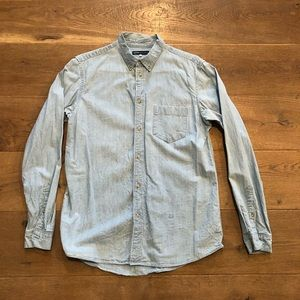 Levi's Made and Crafted Chambray Shirt